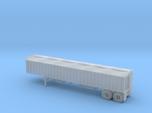 N-Scale (1/160) CPS/Manac 40' Grain Trailer W/Tarp