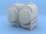 1/64th Scale 260 Gallon Saddle Tanks