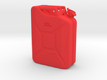 1/10th Scale Jerry Can / gas can