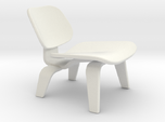 Miniature Eames DCW Chair - Charles & Ray Eames