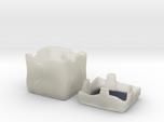 Hollow Transparent Gelatinous Cube
