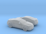 1/160 2X 2006-14 Cadillac CTS Coupe