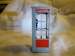 Telephone Booth, 1/32 Scale