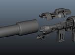 MP-10 Blaster - LED Ready