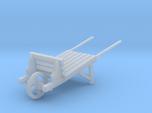 18th Century Wheelbarrow 1/43.5