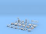 Docking Bay Partial set, 1:144