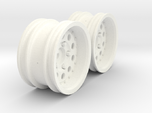 Wheels - M-Chassis - 037 Style - 6mm Offset