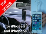 iPhone 5/5s car holder