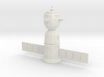 Soyuz TMA Spaceraft (Low-Poly) - 1/144 Scale