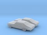 1/160 2X 1969 Chevy Nova SS