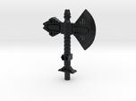 Vibro-Axe for Titans Return Broadside