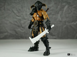 Orc Hunter sword (style 1) for Mythic Legions