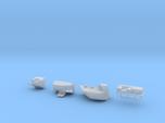 1:700 Scale USS Nimitz 1984-1992 Update Set