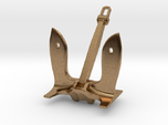 1/48 USN Anchor - Battleship (30.000lb.) Brass