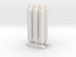 1:64 Gas Cylinders Pack of Six
