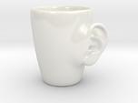 Coffee mug #3 - Real ear