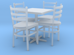 Table 01. 1:24 scale