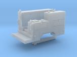 Maintenance Truck With Crane 1-87 HO Scale (Positi