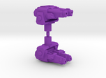Transformers Vehicle Turret (5mm post)