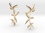 """At The French Window"" Laurel Earrings - SMK"