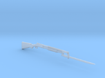 Winchester M1897 Bayonet (1:18 scale)