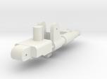 Gunmaster #2, Long-Barrel Kit, 5mm handle
