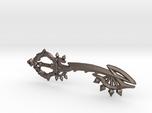 Two Across Sword - Keychain