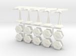 MicroFleet Late-War Toaster Fleet