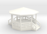Bandstand/Gazebo - 16-foot N-scale