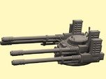 28mm Anti aircraft turret