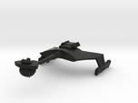 3125 Scale Klingon D7B Battlecruiser WEM