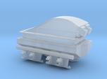 Brodix 1/25 609 Turbo Intake 4