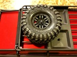 Traxxas TRX-4, Front Upper Spare Tire Mount