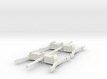 4 square axle boxes
