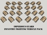 3mm Imperious Guard IFV Pack (24pcs)