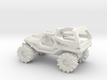 All-Terrain Vehicle with Roll Over Protection (ROP