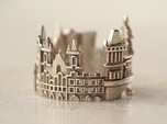 Prague Cityscape - Skyline Ring
