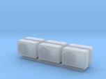 1:100 Aircon units (6pc)
