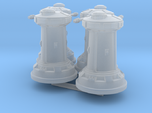 1/270 Rebel DF9 Turrets (4)