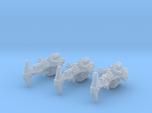 (Armada) 3x Combat Hammerhead Corvette