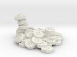 """Pile of Shanix (1"""" diameter)"""