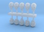 1:35 Sculpting  Skulls