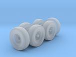 1/48th Chevy LRDG Sand Tyres