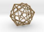 Icosahedron Dodecahedron Combination