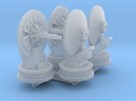 1/270 Rebel Anti-Vehicle Turrets (4)