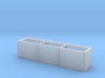 Miniature HEMNES Wall Bridge Shelf - IKEA