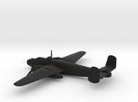 North American B-25J (w/o landing gears)