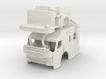 1/87 Rosenbauer Medical Transport cab