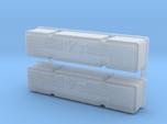 SBC 1/24 M/T valve cover set