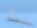 1/25 Early Bronco Rear Tube Bumper w/Tire Carrier